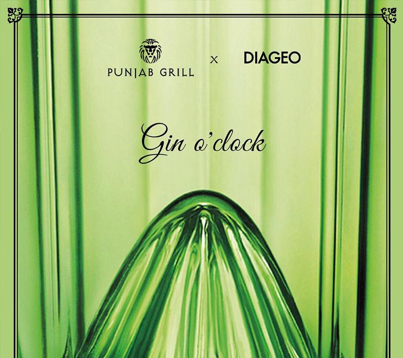 Gin o' clock