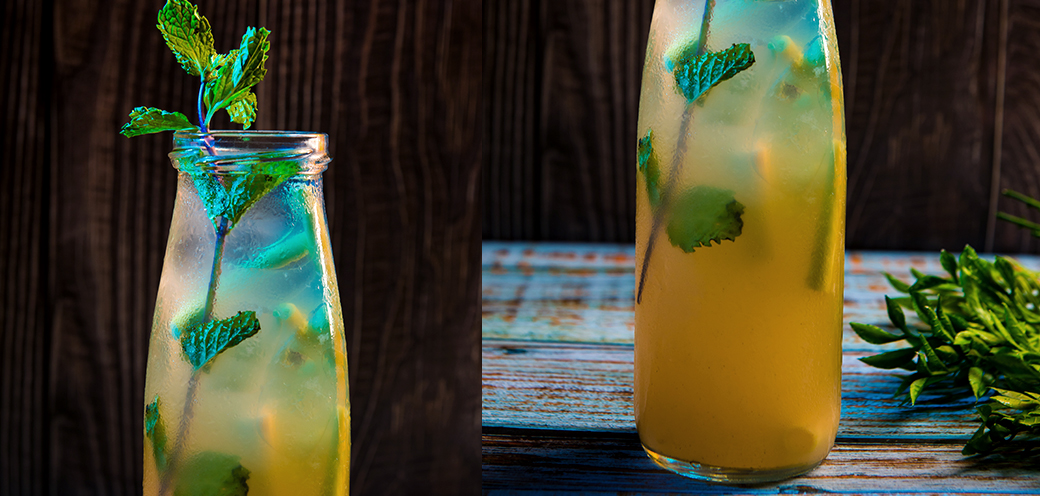 Lemongrass Jasmine Ice Tea