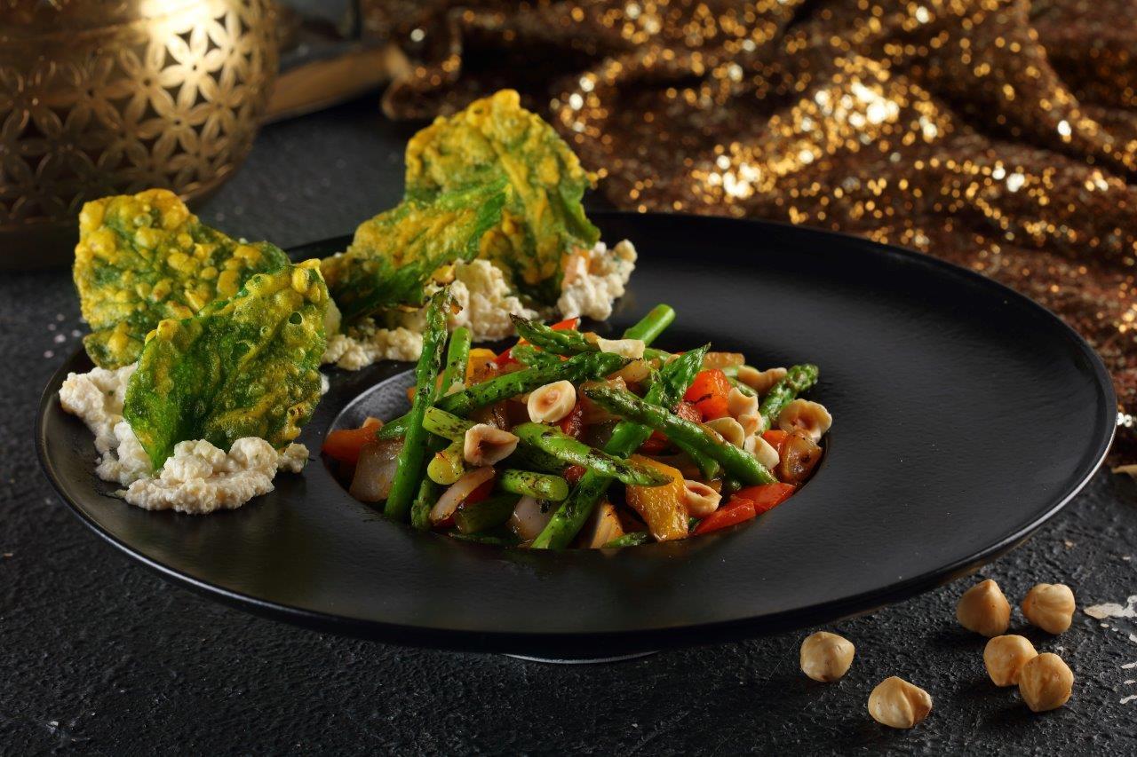 Punjab Grill Tawa Asparagus