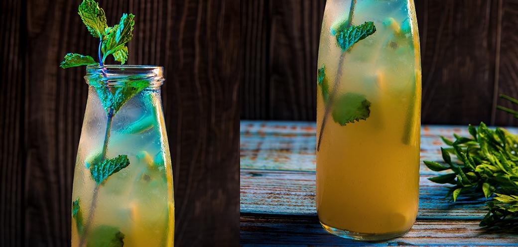 Lemongrass Jasmine Ice Tea