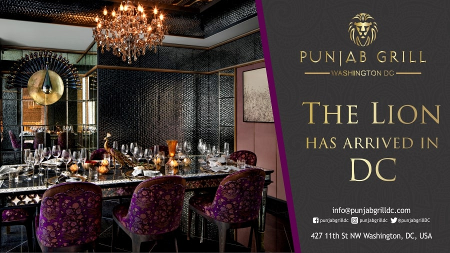 Punjab Grill (Washington DC , USA)